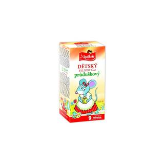 Apotheke detský bylinný čaj prieduškový