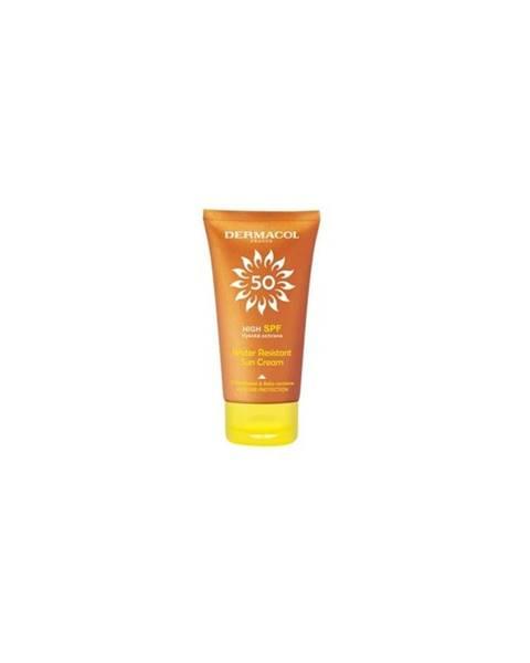 DERMACOL SUN Vodoodolný pleťový krém s SPF50