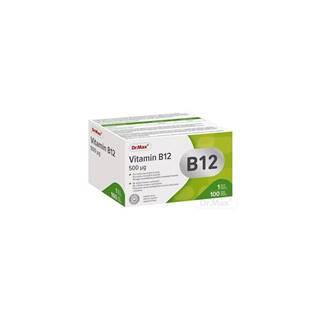Dr.Max Vitamín B12 500 µg (inov. 2020)