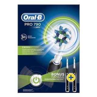 ORAL B Elektrická zubná kefka Pro790 CrossAction