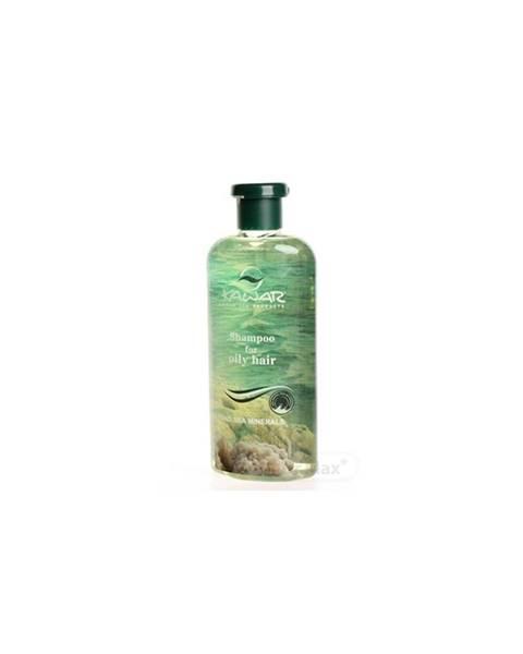 Kawar šampón na mastné vlasy