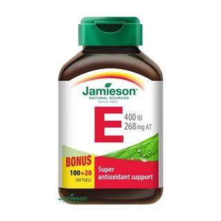 Jamieson vitamín e 400iu