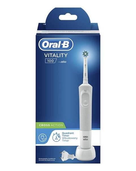 Oral B elektrická zubná kefka vitality 100 cross action