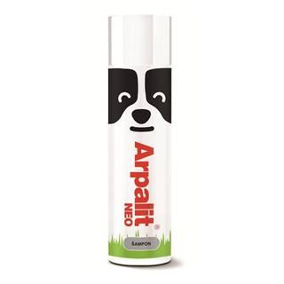 Arpalit NEO šampón s extraktom z listov čajovníka