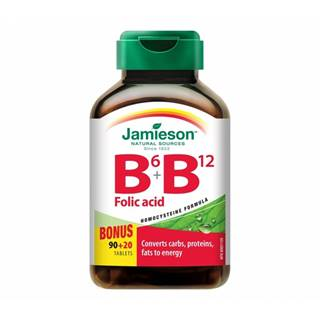 VitamÍny b6, b12 a kyselina listovÁ